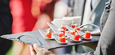 Voedselveilig werken in de catering