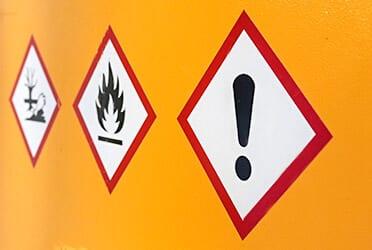 Précon Quality Services - Volledig vernieuwd: veilig werken met gevaarlijke stoffen